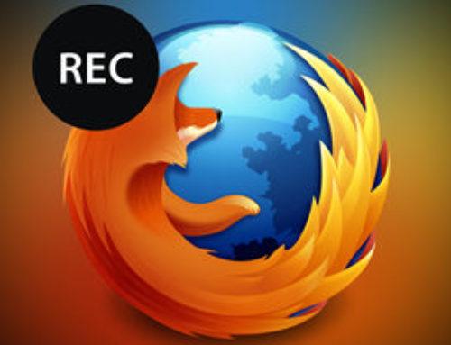 Firefoxスクリーンレコーダーとアドオン TOP 3 【2021年7月】